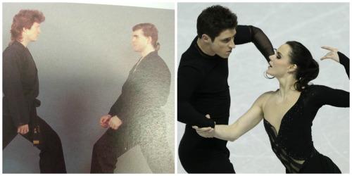 karate ice dance