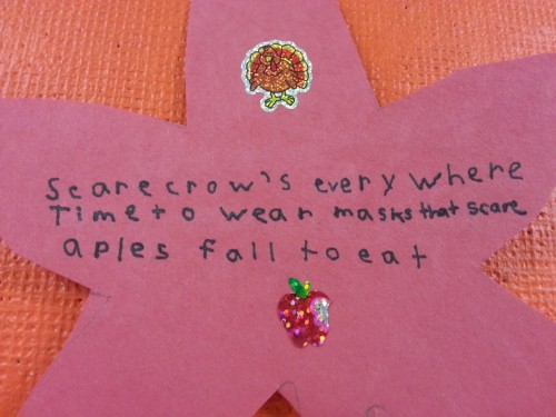 autumn haiku
