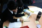 Digging into a non-fiction text